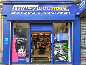 FitnessBoutique Paris Sebastopol