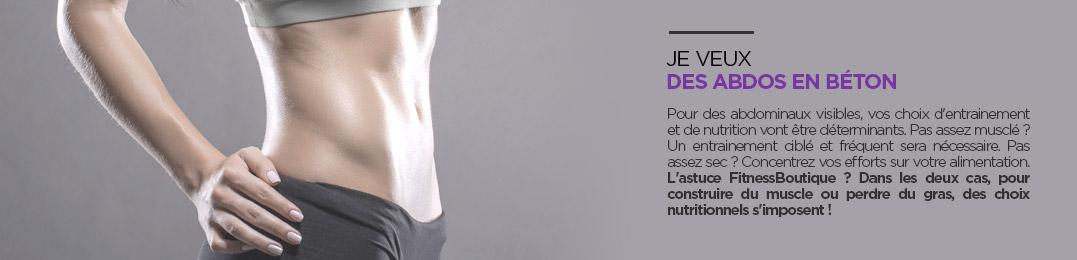 Des abdos en b ton fitness boutique tapis de course velo elliptique velo d 39 appartement - Tapis de musculation abdominale ...